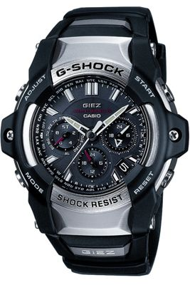 Casio G-Shock Mens Resin Chronograph Watch GS-1150-1AER