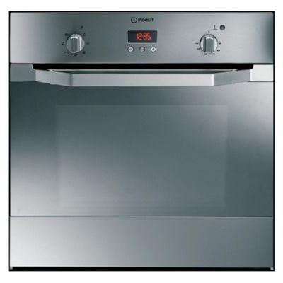 Indesit Prime IF 63 KA IX Stainless Steel Multifunction Single Oven