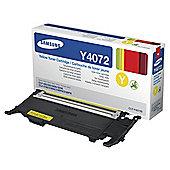 Samsung CLT-Y4072S Yellow Toner Cartridge