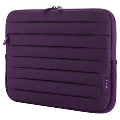 Belkin Pleated Sleeve for iPad in Purple