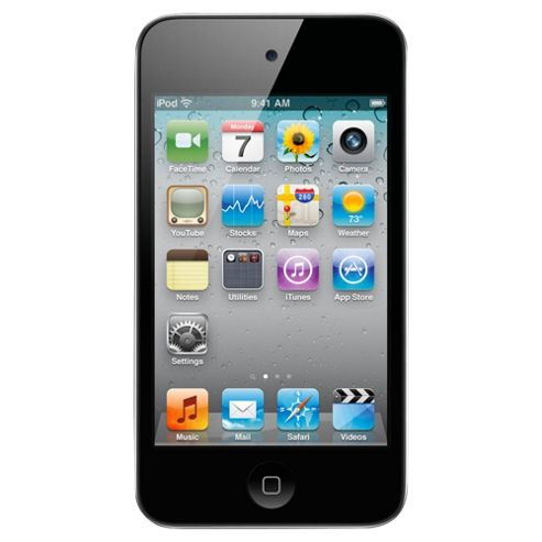 Apple MC540BT/A iPod Touch 8GB 4th Generation - Black