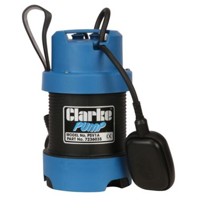 Clarke PSV1A dirty submersible water pump