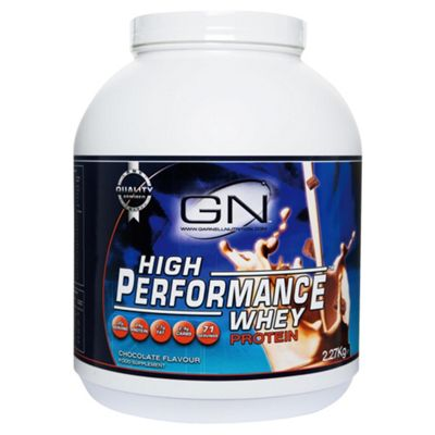 Garnell Nutrition Performance Whey 2.27kg Banana