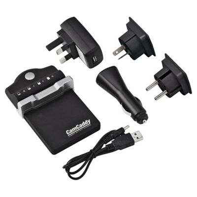 FreeLoader CamCaddy battery charger