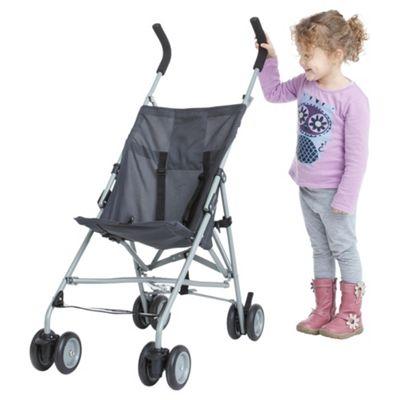 Tesco My Baby Pushchair - Grey
