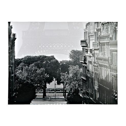 Eiffel Tower Paris Canvas 90X120Cm