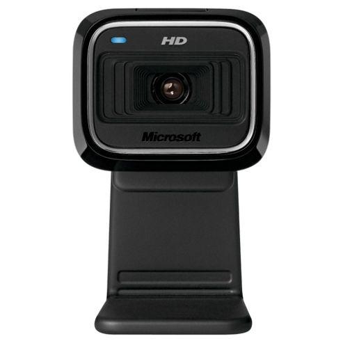 Microsoft Lifecam HD-5000 4MP 720p HD Webcam with Microphone