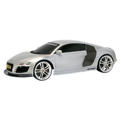 New Bright Audi R8 1:10 RC Toy Car