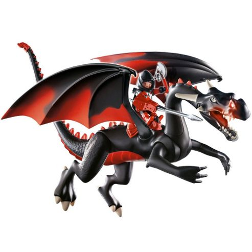 Playmobil Giant Dragon with LED fire