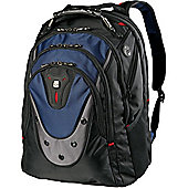 """Wenger IBEX Carrying Case (Backpack) for 43.9 cm (17.3"""") Notebook - Black"""
