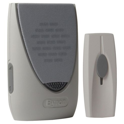 Byron Wireless Door Chime With Flashing Light BY201F