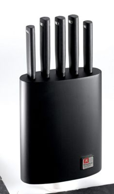 Richardson Sheffield Laser Soft Touch 5 Piece Knife Block Set