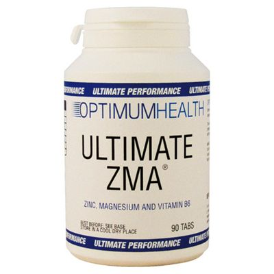 Optimum Health Ultimate ZMA 90 x 800mg Tabs