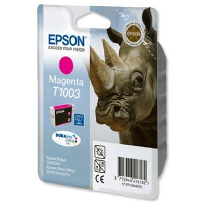 Epson T1003 printer ink cartridge - Magenta