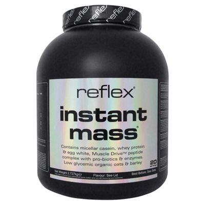 Reflex Nutrition Instant Mass 2.73kg Chocolate