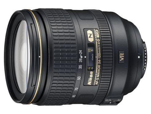 Nikon JAA811DA 24-120mm F4G AF-S ED VR Nikkor Lens