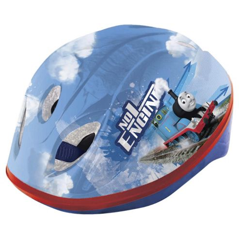 Thomas & Friends No 1 Engine Kids' Bike Helmet, 48 - 52cm