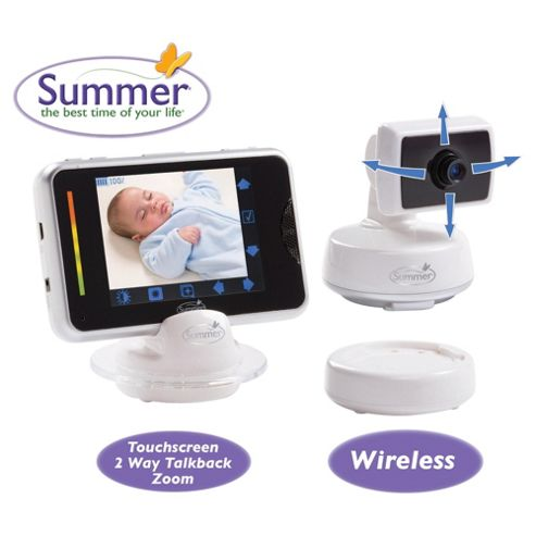 Summer Infant Baby Touch Digital Video Baby Monitor