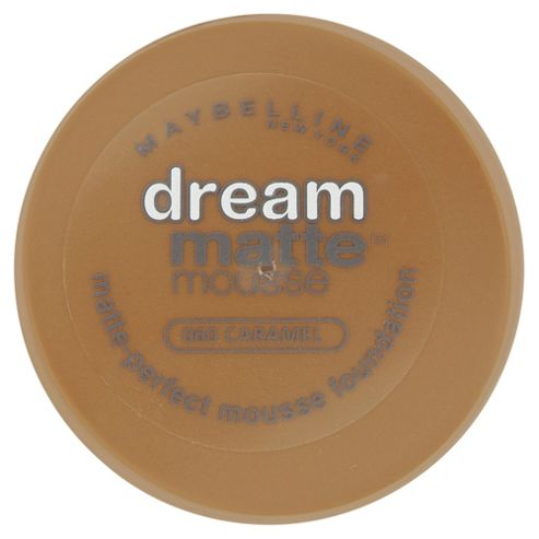 Maybelline Dream Matte Mousse Foundation 060 Caramel