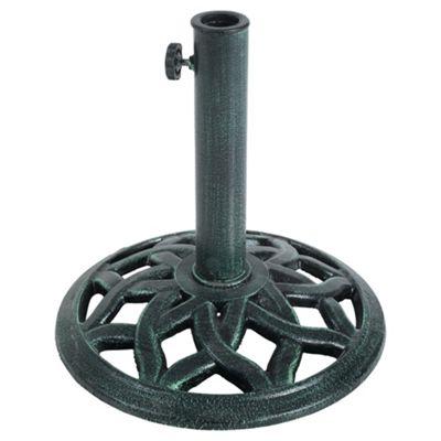 Base Cast Iron, Green