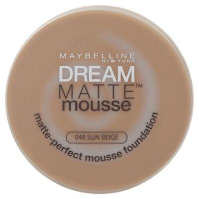 Maybelline Dream Matte Mousse Foundation Sun Beige