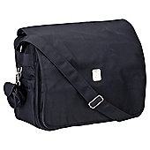Ryco Messenger Changing Bag Deluxe, Black