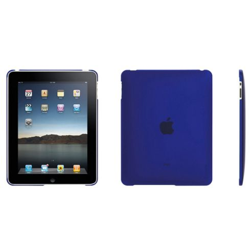 Griffin Blue Flexgrip Sleeve for the new Apple iPad and iPad 2