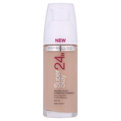 Maybelline Superstay 24 Hour Foundation Cameo
