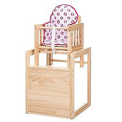 OBaby Disney Highchair Insert (Minnie Circles)