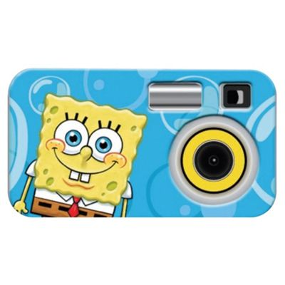 Spongebob Compact Underwater Camera