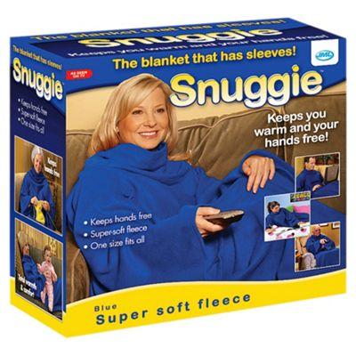 JML Snuggie Blanket, Blue