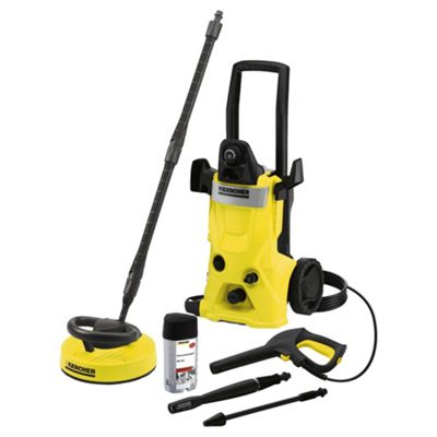 Karcher K5.600 & T200 pressure washer