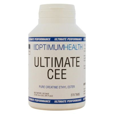 Optimum Health Ultimate 270 x 500mg Tabs