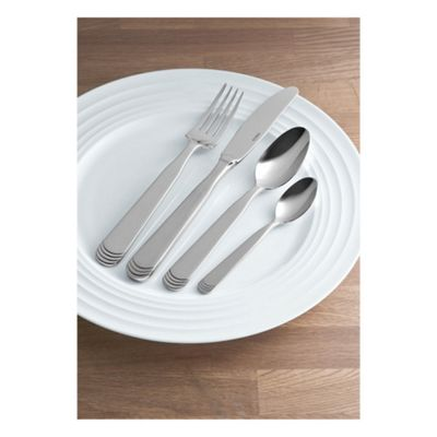 Oneida Cascada 44 piece, 6 Person Cutlery Set