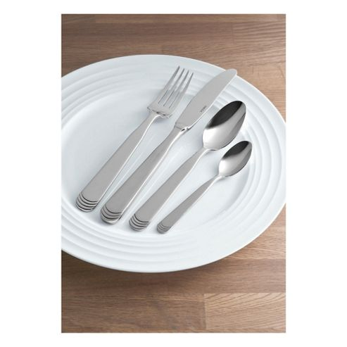 Oneida Cascada 44 piece, 6 Person Cutlery Set