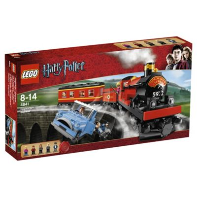 buy lego harry potter hogwarts express train and car set 4841 from our all lego range tesco. Black Bedroom Furniture Sets. Home Design Ideas