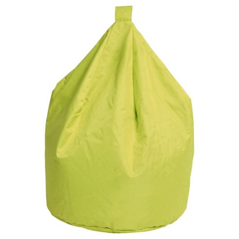 Large Outdoor Beanbag, Green