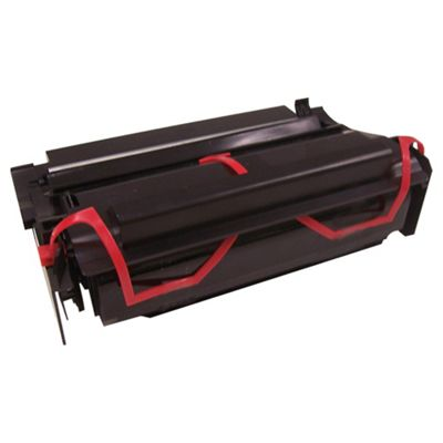 Tesco TL12A8325 Black Laser Toner Cartridge (For printers using Lexmark 12A8325)