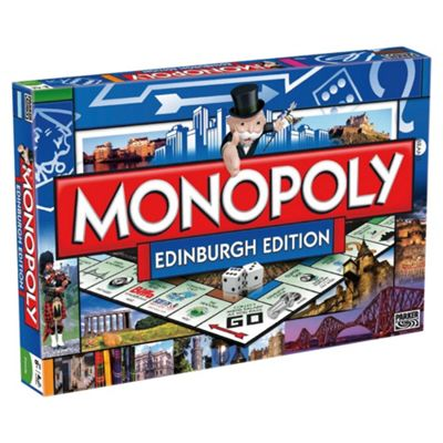 Monopoly Edinburgh Edition