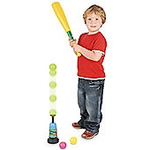 Toyrific Toys Baseball Set With Ball Launcher