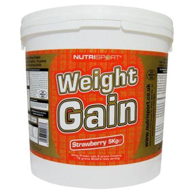 Nutrisport Weight Gain 5kg Chocolate