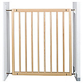 Babydan No Trip Wooden Safety Stair Gate