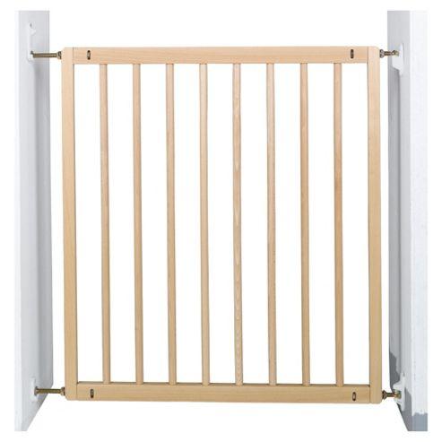 Babydan No Trip Wooden Safety Stair Gate