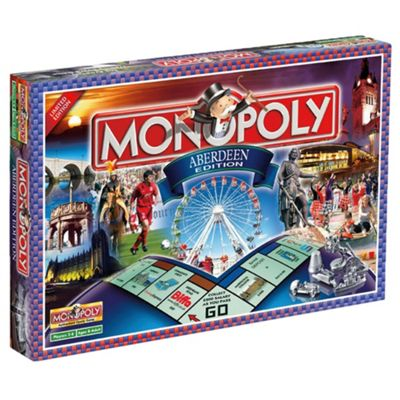 Monopoly Aberdeen Edition