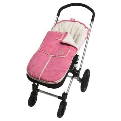 Wallaboo Footmuff, Pink