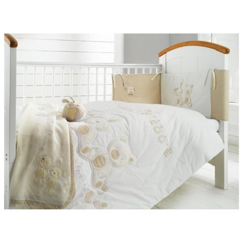 Tesco Flo & Freddie Cot Bed Bale