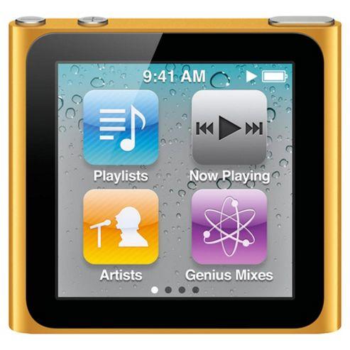 Apple MC525QB/A iPod Nano 8GB 6th Generation - Orange