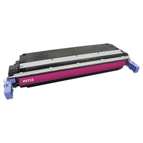 Tesco THPC9733A Magenta Laser Toner Cartridge (for HP C9733A/ HP 645A Magenta)