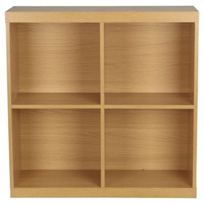 Seattle Kids Storage Cube, Oak-effect