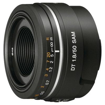 Sony Alpha 50mm Lens SAL50F18